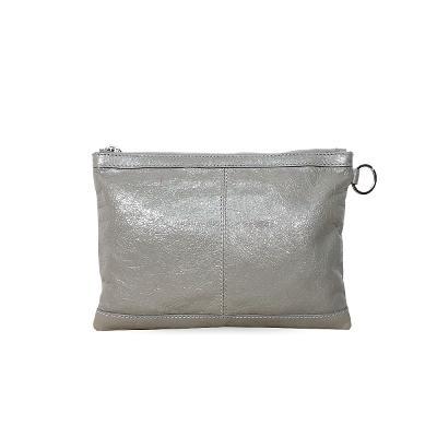 clip clutch gray